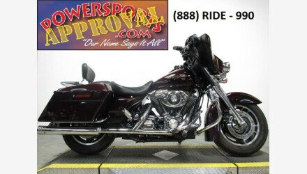 2006 Harley-Davidson Touring Street Glide for sale 200843525