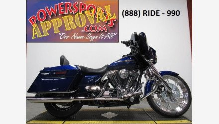 2006 Harley-Davidson Touring Street Glide for sale 200845463