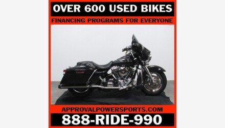 2006 Harley-Davidson Touring Street Glide for sale 201050356