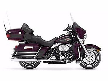 2006 Harley-Davidson Touring Ultra Classic for sale 201155064