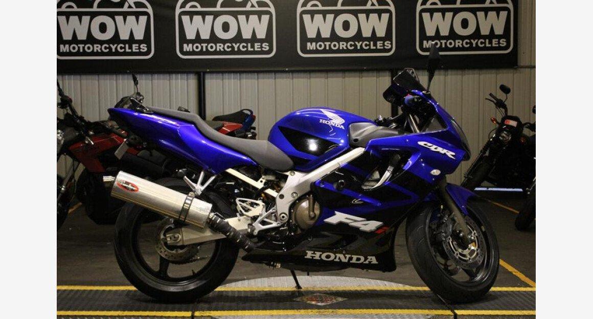 2006 Honda CBR600F for sale 200602328