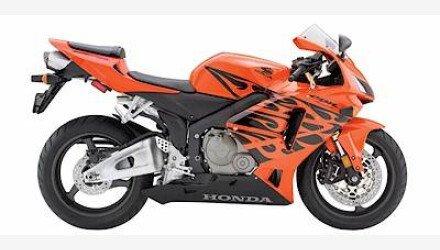 2006 Honda CBR600RR for sale 200632842