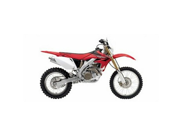 2006 Honda CRF450X 450X Specifications, Photos, and Model Info