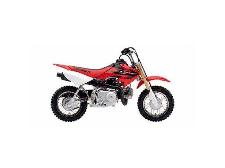 2006 Honda CRF50F 50F specifications