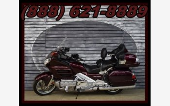 2006 Honda Gold Wing for sale 200617342