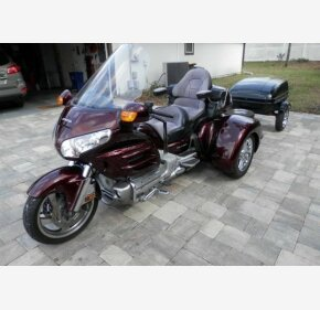 2006 Honda Gold Wing for sale 200629497