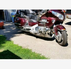 2006 Honda Gold Wing for sale 200663454