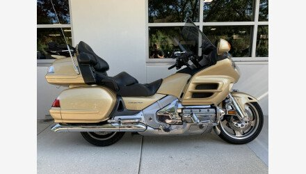 2006 Honda Gold Wing for sale 200951758