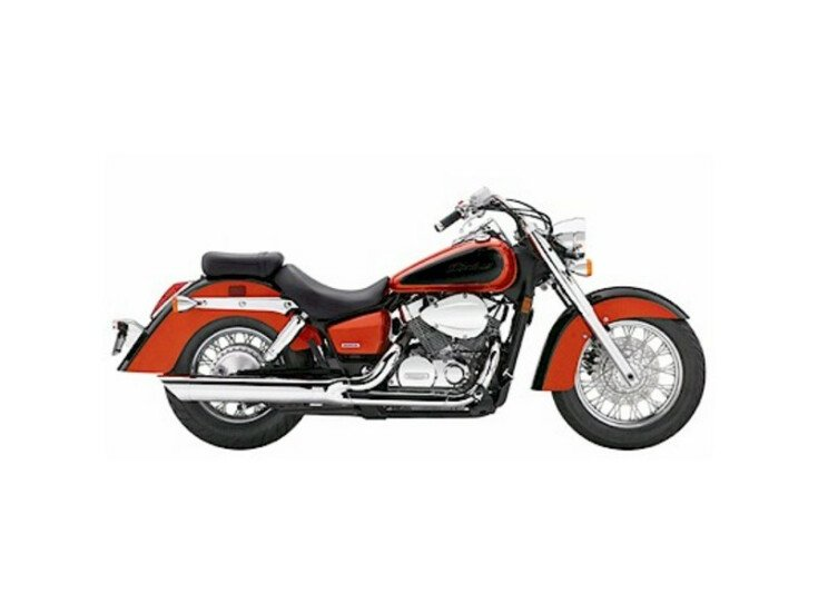 2006 Honda Shadow Aero specifications