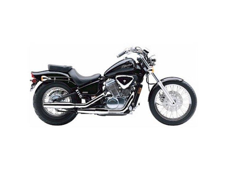 2006 Honda Shadow VLX specifications