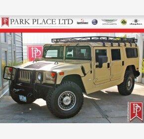 2006 Hummer H1 4-Door Wagon for sale 101223528