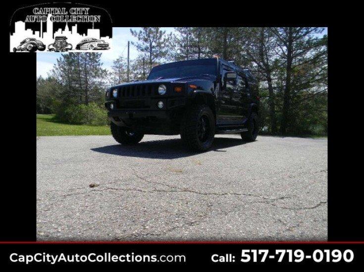 2006 Hummer H2 for sale 101330340