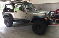 2006 Jeep Wrangler 4WD Unlimited for sale 101170525