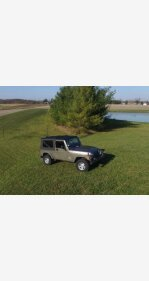 2006 Jeep Wrangler 4WD Unlimited for sale 100744255