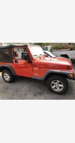 2006 Jeep Wrangler 4WD X for sale 101020896