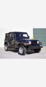 2006 Jeep Wrangler 4WD X for sale 101065420