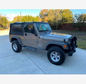 2006 Jeep Wrangler 4WD Unlimited for sale 101094390