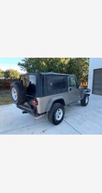 2006 Jeep Wrangler for sale 101094390