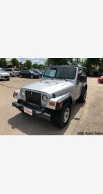 2006 Jeep Wrangler 4WD SE for sale 101166646