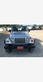 2006 Jeep Wrangler 4WD X for sale 101192678