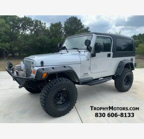 2006 Jeep Wrangler for sale 101212865