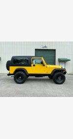 2006 Jeep Wrangler 4WD Unlimited Rubicon for sale 101326046