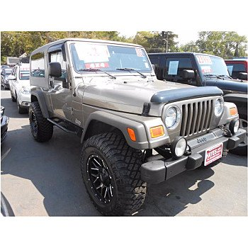 2006 Jeep Wrangler for sale 101578418