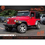 2006 Jeep Wrangler for sale 101602136