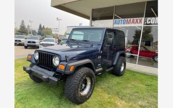 2006 Jeep Wrangler for sale 101616751
