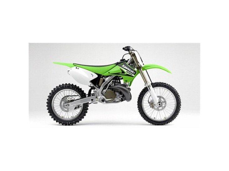 2006 Kawasaki KX100 250 specifications