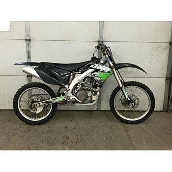 2006 Kawasaki KX450F for sale 200430685