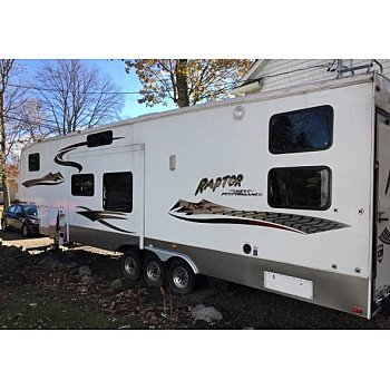 2006 Keystone Raptor for sale 300161963