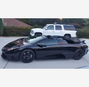 2006 Lamborghini Murcielago Roadster for sale 101233626