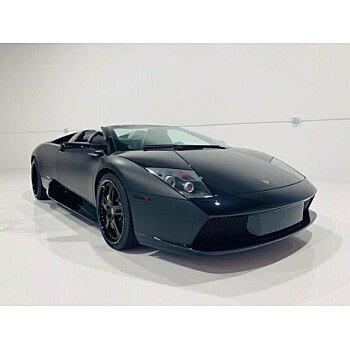 2006 Lamborghini Murcielago for sale 101352482