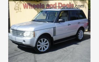 2006 Land Rover Range Rover Supercharged for sale 101207073