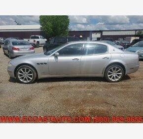 2006 Maserati Quattroporte for sale 101329886