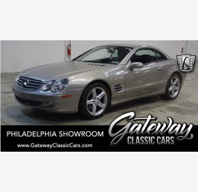 2006 Mercedes-Benz SL500 for sale 101399531