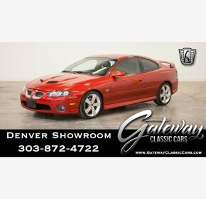 2006 Pontiac GTO for sale 101122512