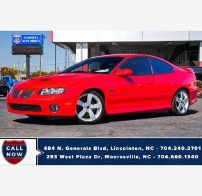2006 Pontiac GTO for sale 101394836