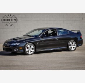 2006 Pontiac GTO for sale 101399283