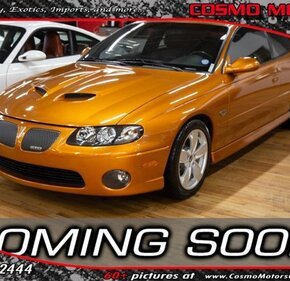 2006 Pontiac GTO for sale 101405948