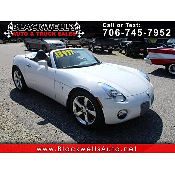 2006 Pontiac Solstice for sale 101353162