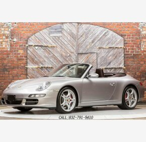 2006 Porsche 911 Cabriolet for sale 101093695