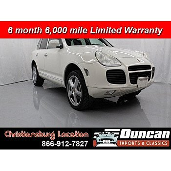 2006 Porsche Cayenne S for sale 101091115