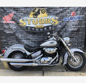 2006 Suzuki Boulevard 800 for sale 200809628