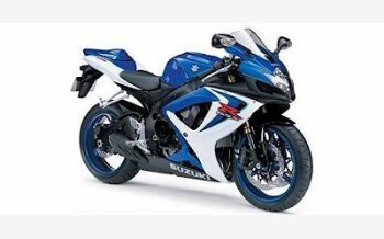 2006 Suzuki GSX-R600 for sale 200426818