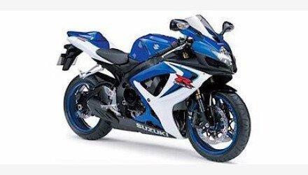 2006 Suzuki GSX-R600 for sale 200426818