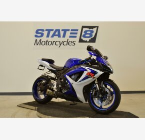 2006 Suzuki GSX-R600 for sale 200607854