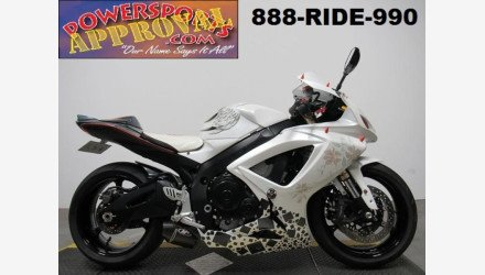 2006 Suzuki GSX-R600 for sale 200673143