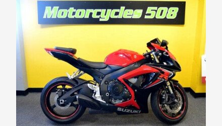 2006 Suzuki GSX-R600 for sale 200875310